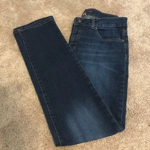 Tommy Hilfiger Curve Straight Leg Jeans